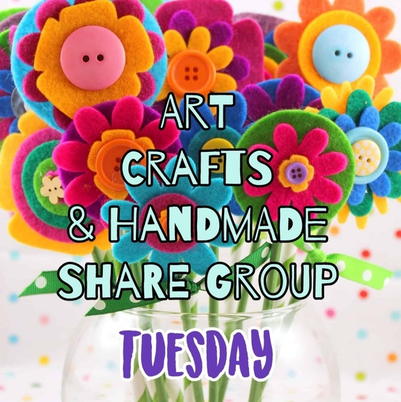 5/4 ARTS, CRAFTS AND HANDMADE SHARE GROUP